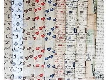 Papier w arkuszu 51cm x 71cm KOD X032