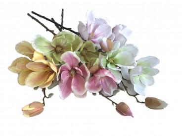 Magnolia sztuczna 46 cm KS009