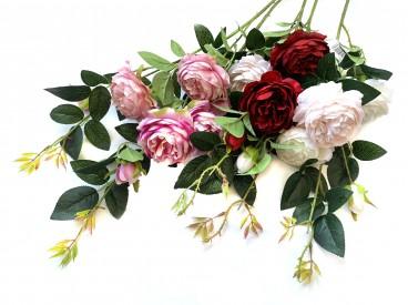 Róża wzór 1 78 cm KS016