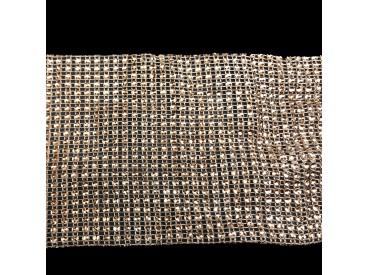 Pas diamentowy 12 cm x 10 y Różowe złoto  KOD X161